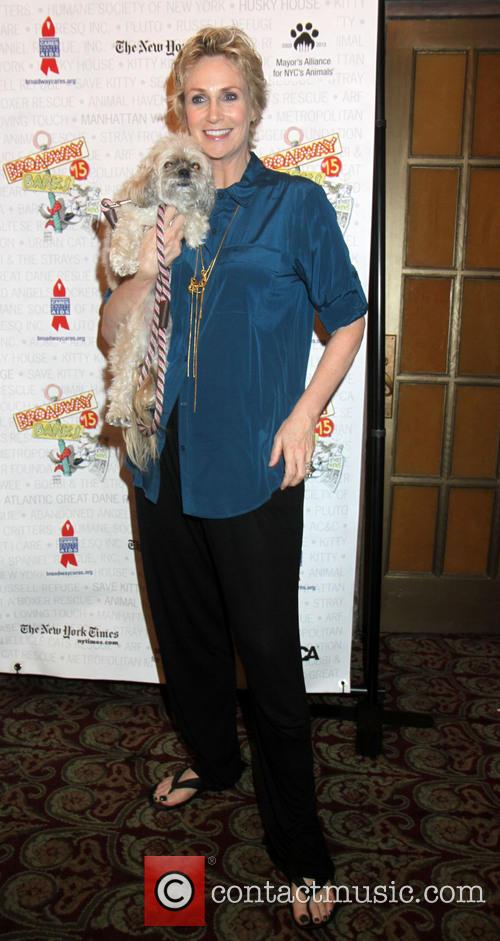 jane lynch the 15th annual broadway barks 3761316