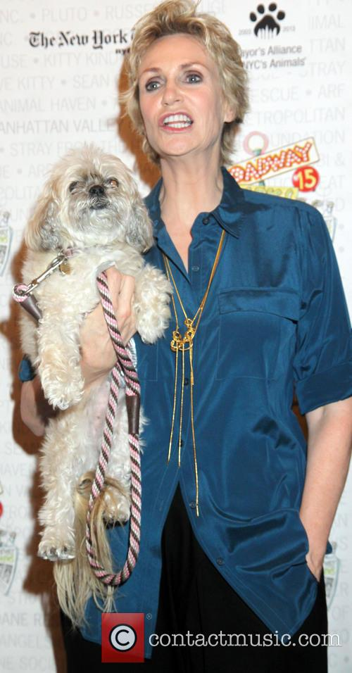 jane lynch the 15th annual broadway barks 3761318