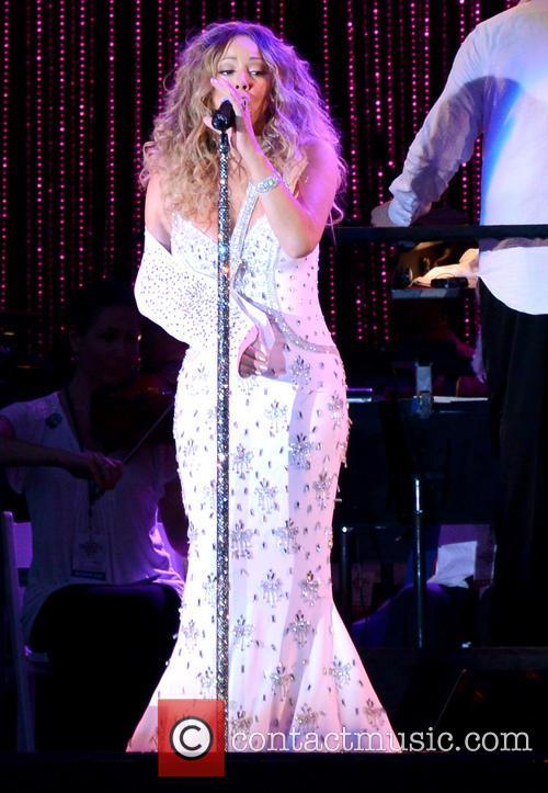 mariah carey sandy relief concert 3761197