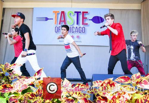 Taste of Chicago presented by Radio Disney AM...