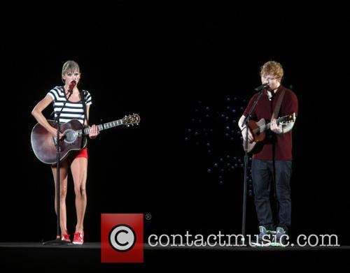 taylor swift ed sheeran taylor swift performs live 3761282
