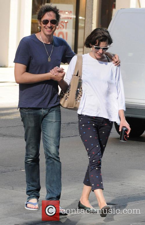 Milla Jovovich and Paul W.S.Anderson 3