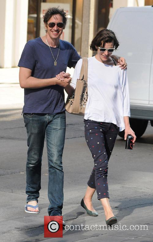 Milla Jovovich and Paul W.S.Anderson 4