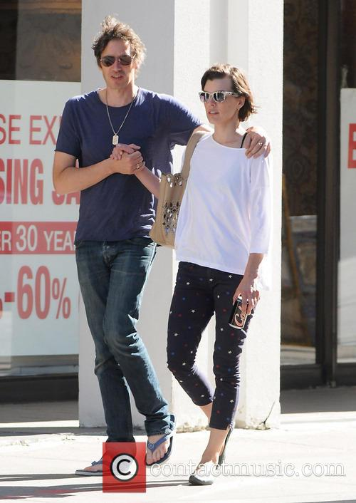 Milla Jovovich and Paul W.S.Anderson 6