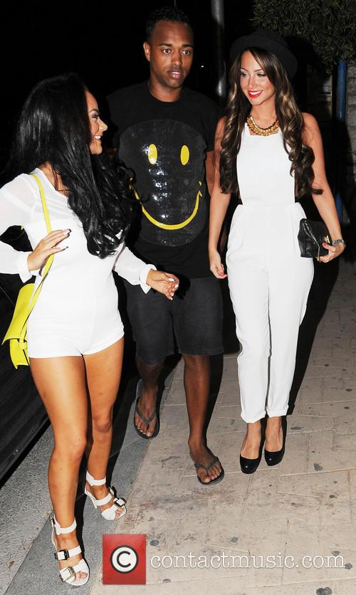 Chelsee Healey and Tulisa Contostavlos 3