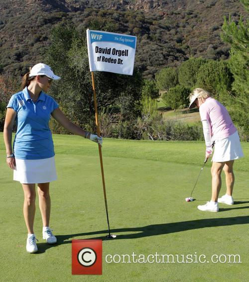 Annual Women and Film Malibu Golf Classic 6