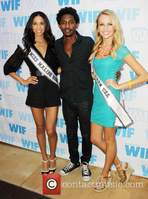 Brittany Mcgowan, Shwayze and Chloe Hope Hatfield 1