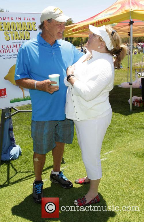 Glen Campbell and Lucy Webb 1