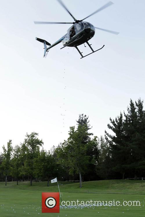 Helicopter Ball Drop 1