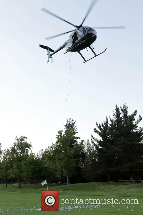 Helicopter Ball Drop 7