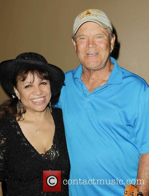 Kathy Bee and Glen Campbell 1