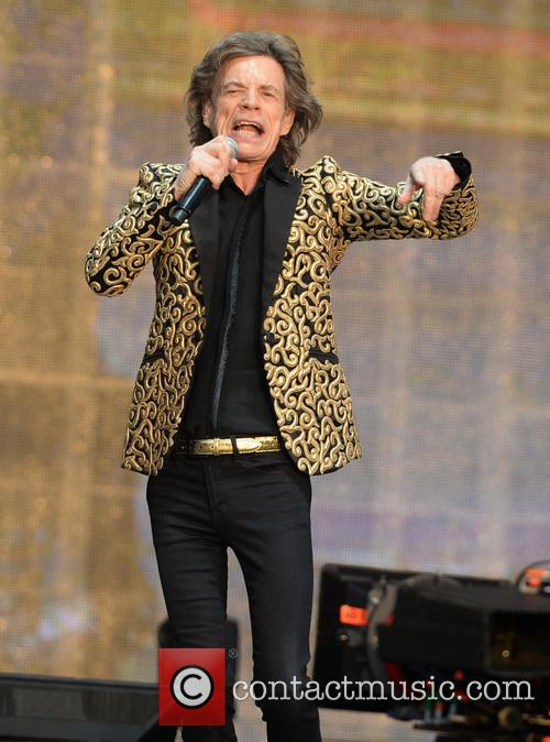 Mick Jagger and The Rolling Stones 2