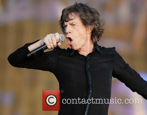 Mick Jagger and The Rolling Stones 3