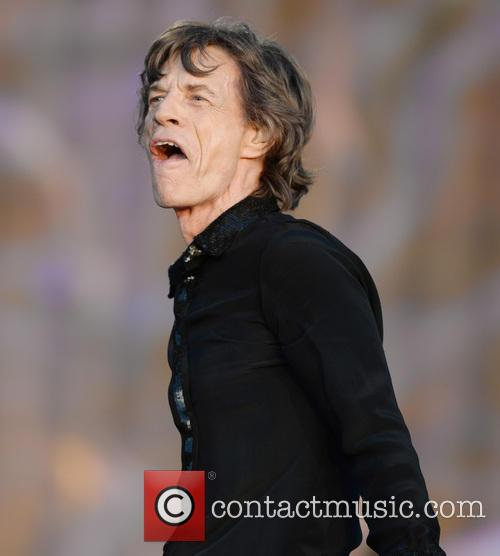 Mick Jagger and The Rolling Stones 4