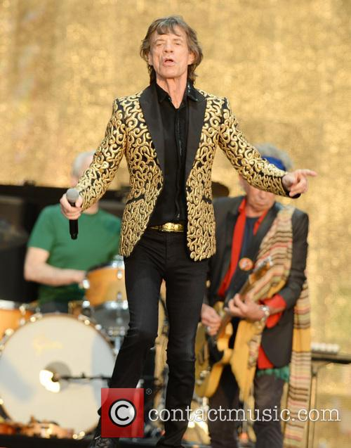 Mick Jagger and The Rolling Stones 5