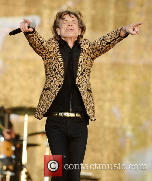 Mick Jagger and The Rolling Stones 8