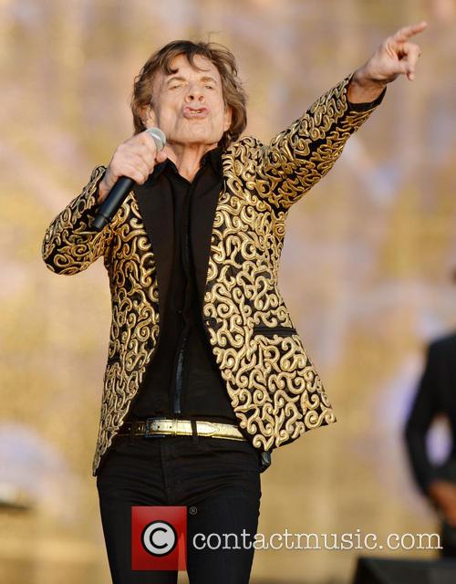 Mick Jagger and The Rolling Stones 1