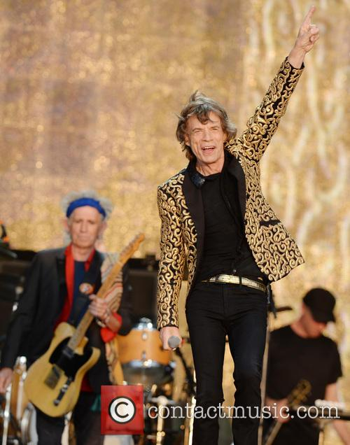 Mick Jagger and The Rolling Stones 16