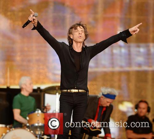 Mick Jagger and The Rolling Stones 17