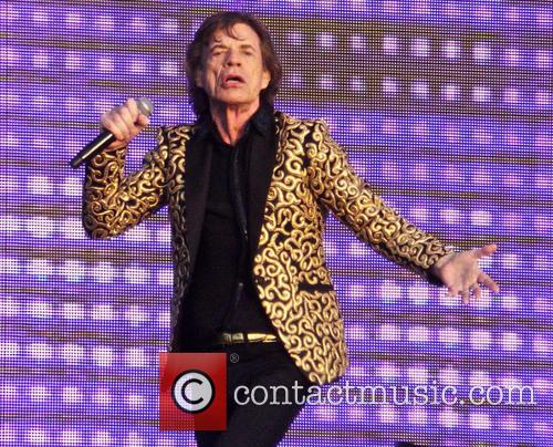 Mick Jagger and The Rolling Stones 19