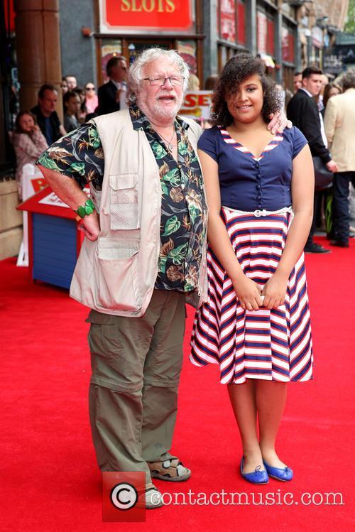 Bill Oddie and Rosie Oddie