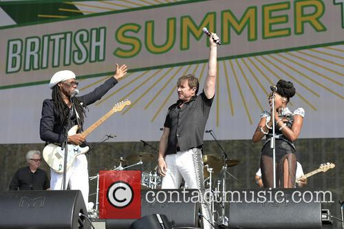 Chic at Barclaycard British Summer Time Hyde Park,