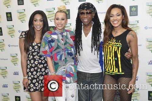 Nile Rodgers and Stooshe 4