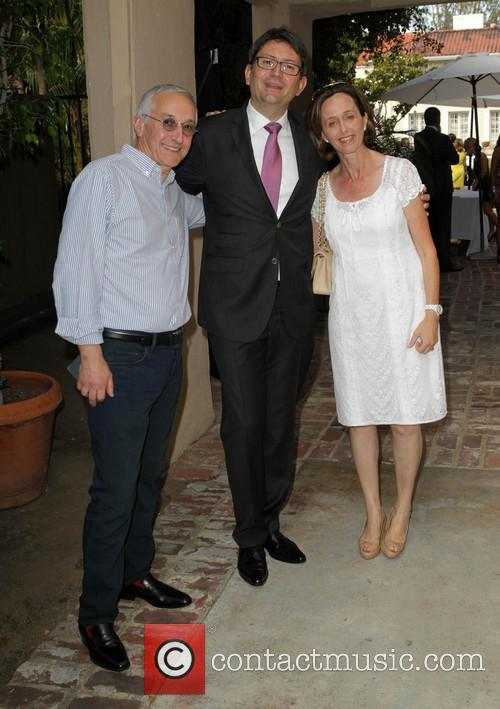 Bastille, French Consul Mr. Axel Cruau and Guests 1