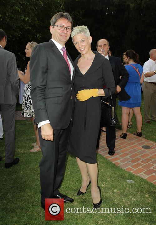Bastille, French Consul Mr. Axel Cruau and Patricia Kelly 1