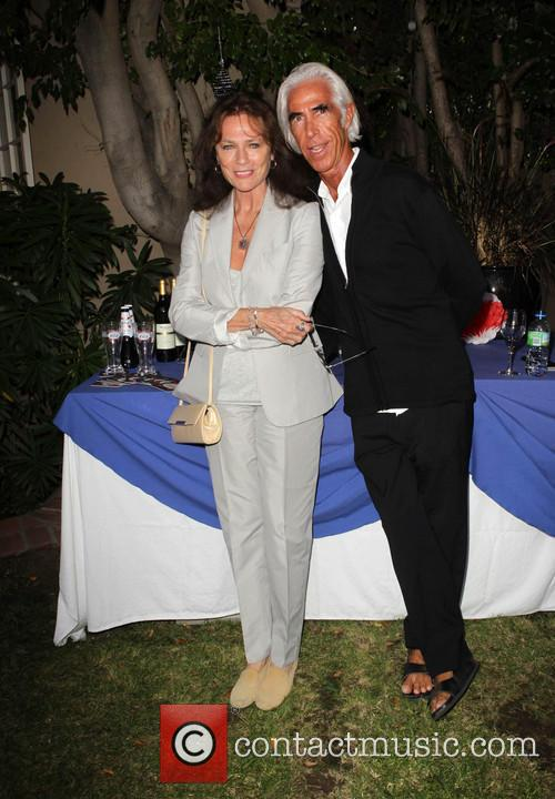 Jacqueline Bisset, Nick Butler, French Consul Residence