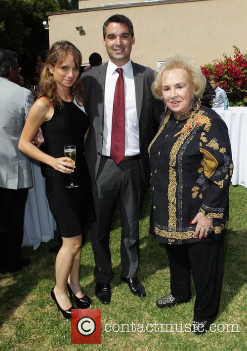 Doris Roberts, Deputy Consul Of Fabrice Maiolino and Maria Elena Infantino 2