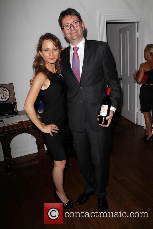 Bastille, Maria Elena Infantino and French Consul Mr. Axel Cruau 2