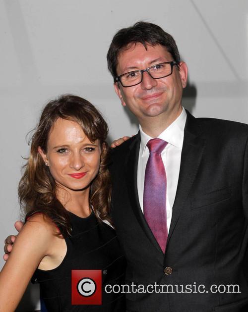 Bastille, Maria Elena Infantino and French Consul Mr. Axel Cruau 3