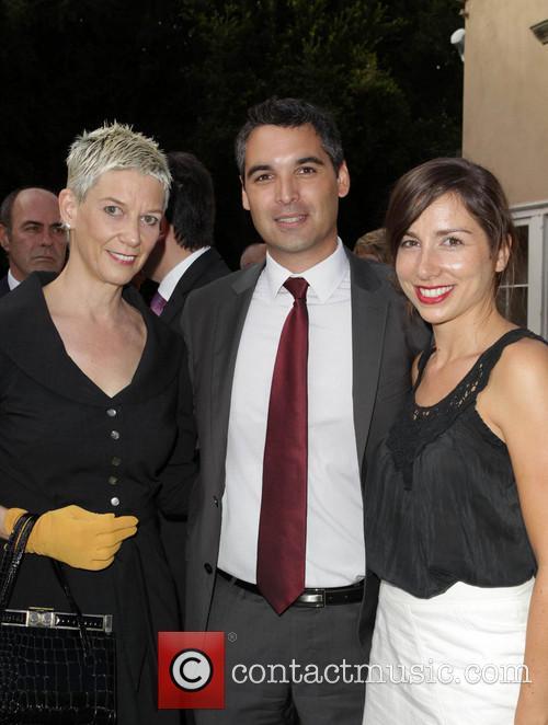 Bastille, Patricia Kelly, Deputy Consul of Fabrice Maiolino and Guest 1