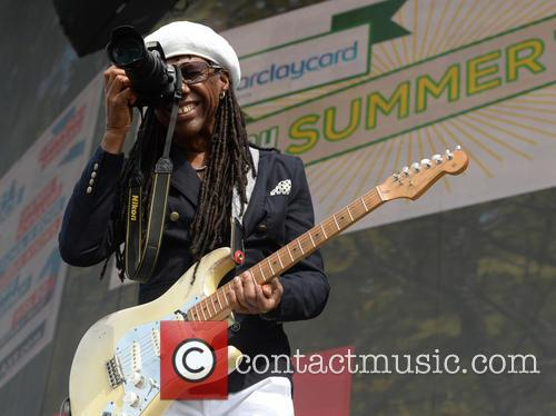 Nile Rodgers and Chic 5