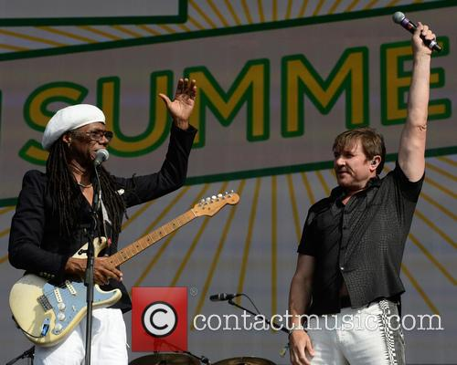 Nile Rodgers, Chic, Simon LeBon, Barclaycard British Summer Time