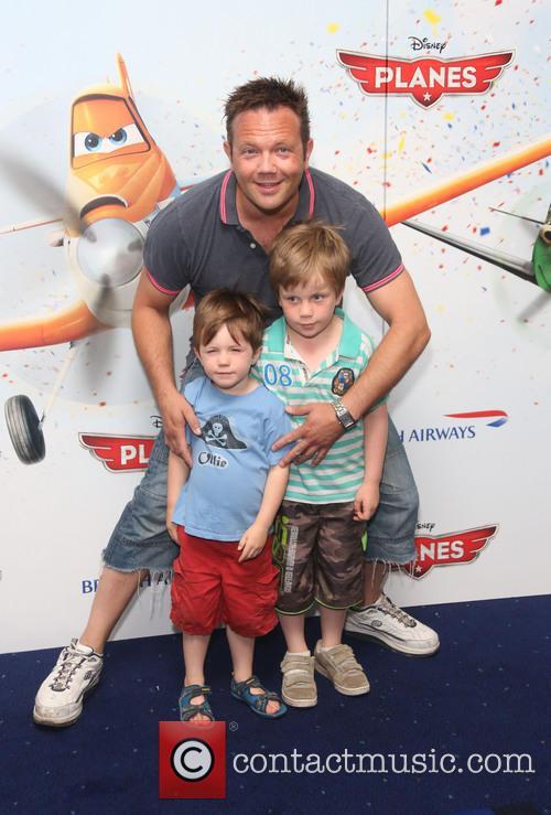 Jamie Rickers and Children 2