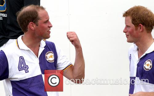 Prince Harry and Prince William 1