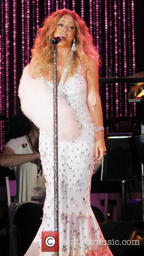 Mariah Carey, Major League Baseball All-Star Charity Concert