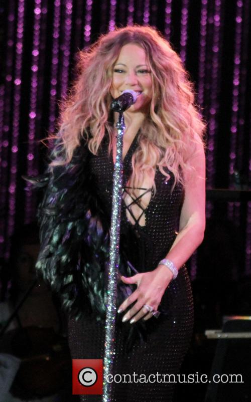 Mariah Carey, Central Park