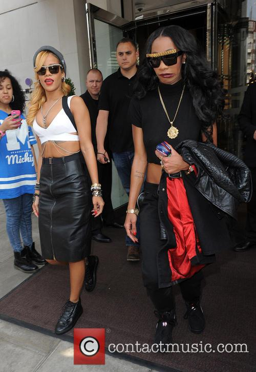 picture rihanna and melissa forde london united kingdom sunday 14th. Cars Review. Best American Auto & Cars Review