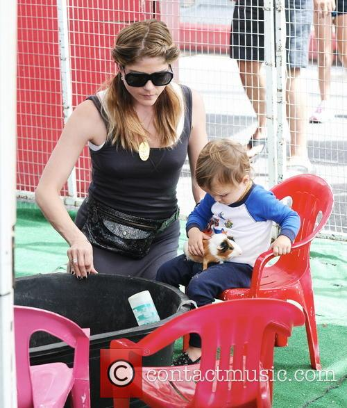 Selma Blair and Arthur Saint Bliec 8