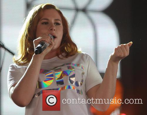 Katy B, Queen Elizabeth Olympic Park, Wireless Festival