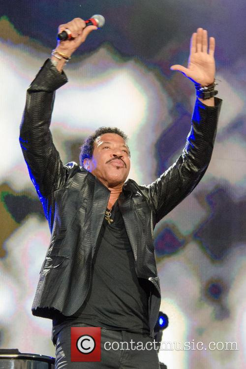 Lionel Richie, Hyde Park, Barclaycard British Summer Time