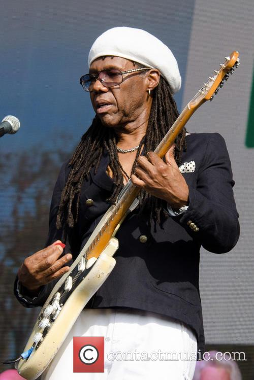 Nile Rodgers, Hyde Park, Barclaycard British Summer Time