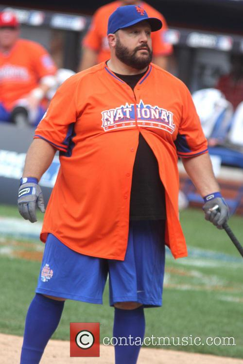 2013 Taco Bell All-Star Legends and Celebrity Softball...
