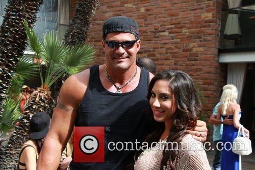 Jose Canseco and Leila Knight 3