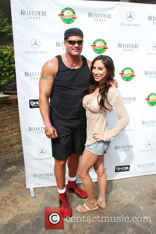 Jose Canseco and Leila Knight 1