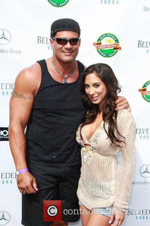 Jose Canseco and Leila Knight 5