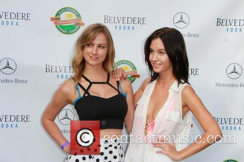 Pre-Espy Pool Party for Alex Thomas Celebrity Golf Tournament held at the Hotel Roosevelt